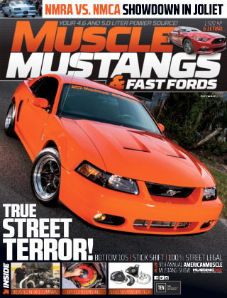 Muscle Mustangs & Fast Fords Dec 2017