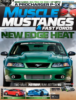 Muscle Mustangs & Fast Fords Feb 2018