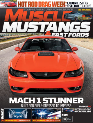 Muscle Mustangs & Fast Fords Mar 2018