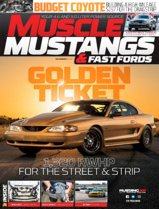 Muscle Mustangs & Fast Fords Dec 2018