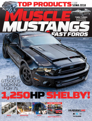 Muscle Mustangs & Fast Fords May 2019