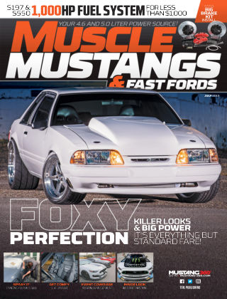 Muscle Mustangs & Fast Fords Jul 2019