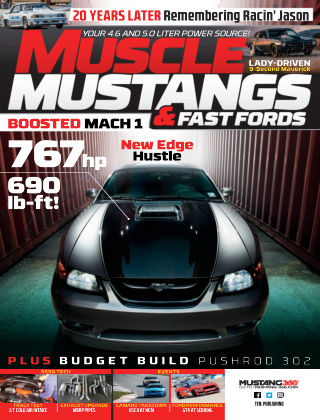 Muscle Mustangs & Fast Fords Nov 2019