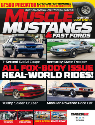 Muscle Mustangs & Fast Fords Dec 2019