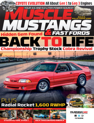 Muscle Mustangs & Fast Fords Jan 2020