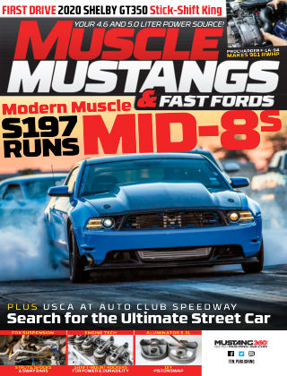 Muscle Mustangs & Fast Fords Feb 2020