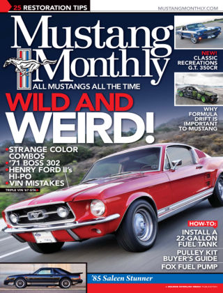 Mustang Monthly November 2013