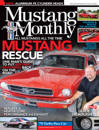 Mustang Monthly September 2013