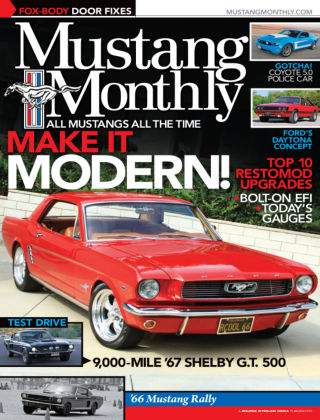 Mustang Monthly July 2013