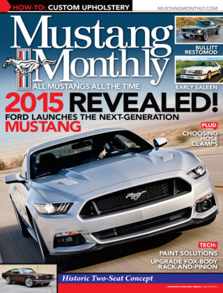 Mustang Monthly March 2014