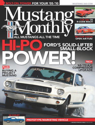Mustang Monthly June 2014