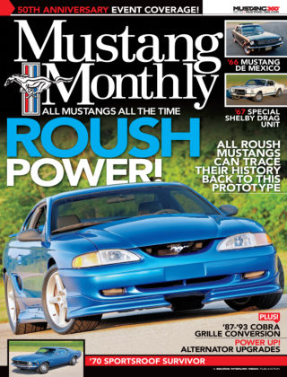 Mustang Monthly July 2014