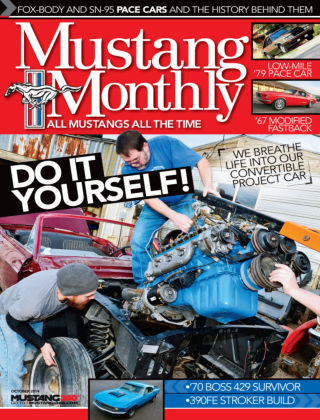 Mustang Monthly October 2014