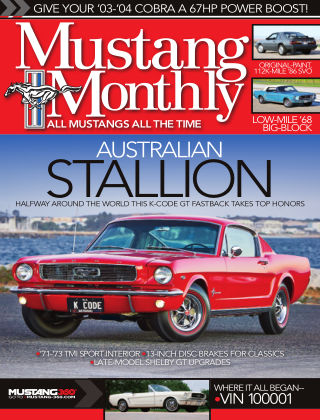 Mustang Monthly December 2014