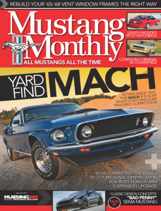 Mustang Monthly January 2015