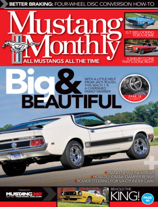 Mustang Monthly February 2015