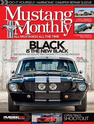 Mustang Monthly March 2015