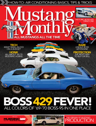 Mustang Monthly April 2015