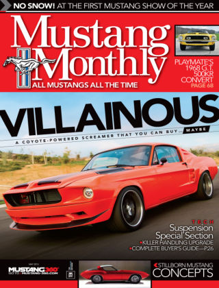 Mustang Monthly May 2015