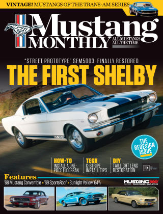 Mustang Monthly June 2015