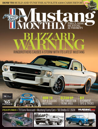 Mustang Monthly July 2015