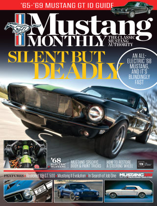Mustang Monthly August 2015