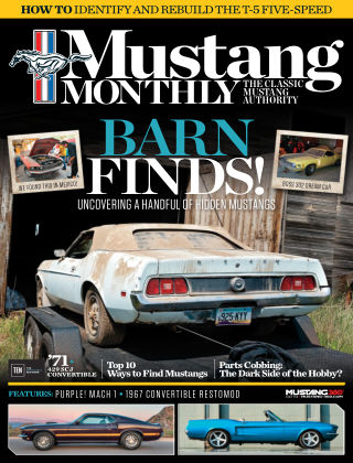 Mustang Monthly September 2015