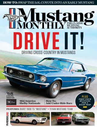 Mustang Monthly October 2015