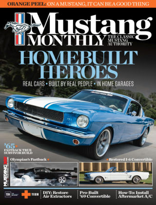 Mustang Monthly November 2015