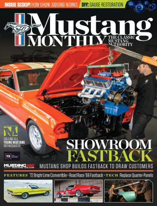 Mustang Monthly Dec 2015