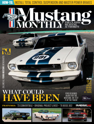 Mustang Monthly Feb 2016