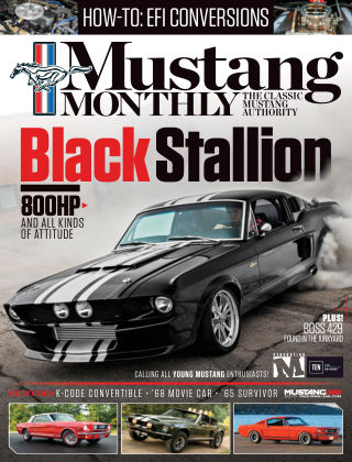 Mustang Monthly Mar 2016