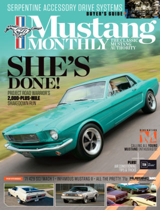 Mustang Monthly Apr 2016