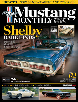 Mustang Monthly May 2016