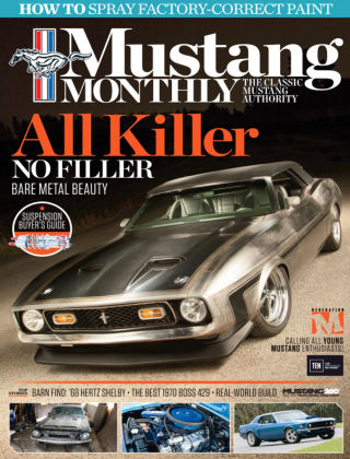 Mustang Monthly Jun 2016