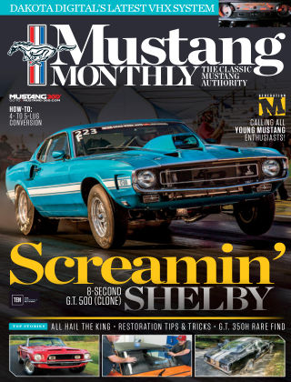 Mustang Monthly Jul 2016