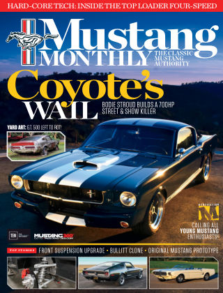 Mustang Monthly Aug 2016