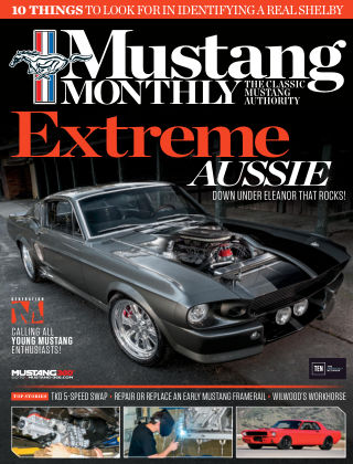 Mustang Monthly Sep 2016