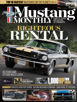 Mustang Monthly Oct 2016