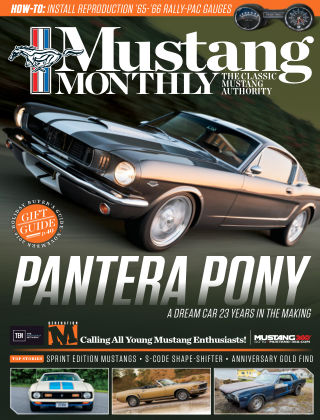 Mustang Monthly Nov 2016