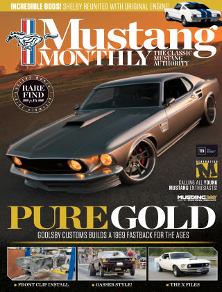 Mustang Monthly Dec 2016