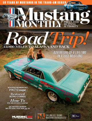 Mustang Monthly Jan 2017