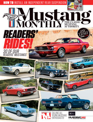 Mustang Monthly Feb 2017