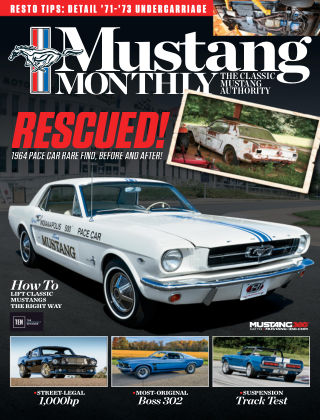 Mustang Monthly Mar 2017