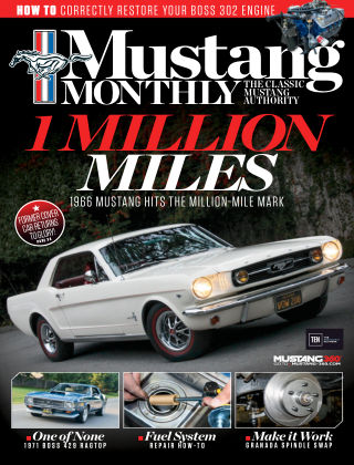 Mustang Monthly Apr 2017