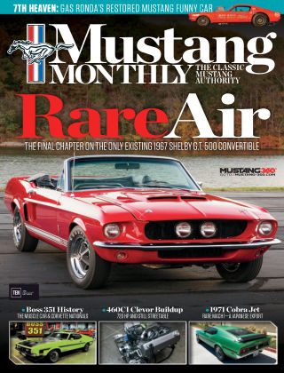 Mustang Monthly May 2017