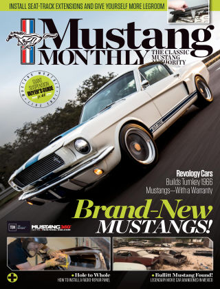 Mustang Monthly Jun 2017