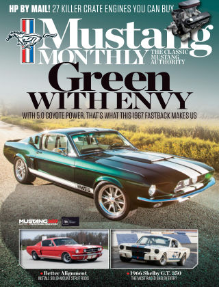 Mustang Monthly Jul 2017