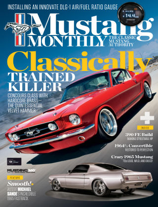 Mustang Monthly Sep 2017