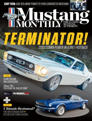Mustang Monthly Oct 2017